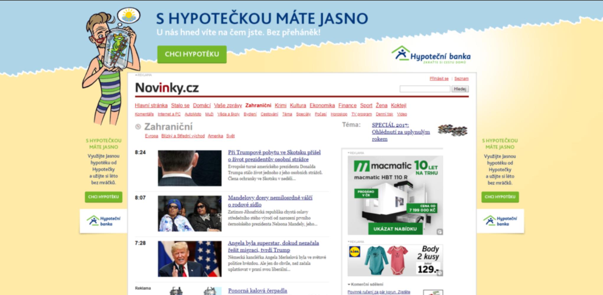 Seznamka banner